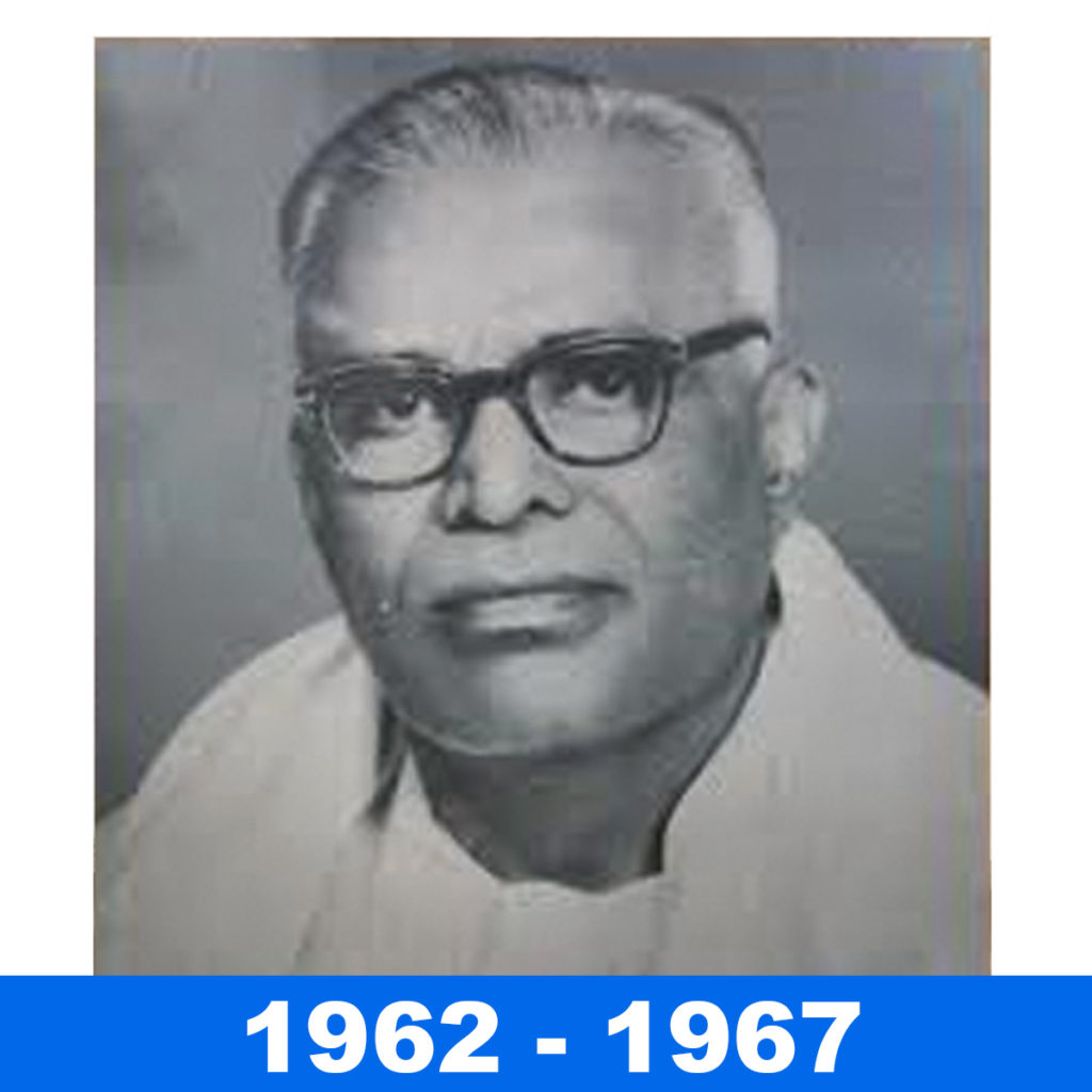 Sri R Krishnaswamy Naidu – Tamil Nadu Congress Mittee